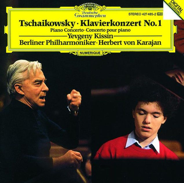 Tchaikovsky: Piano Concerto No. 1 by Berlin Philharmonic on Apple Music