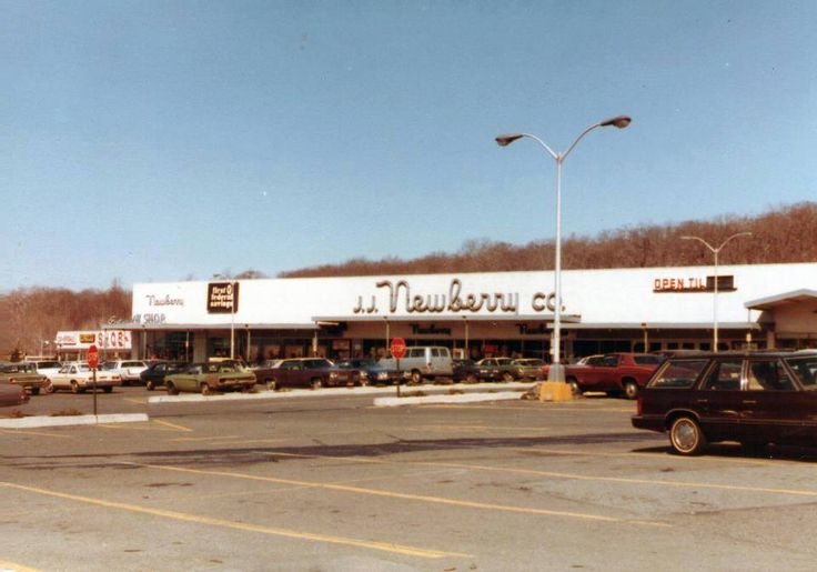 Pilgrim Shopping Center In Cedar Grove Nj 1970 S Vintage