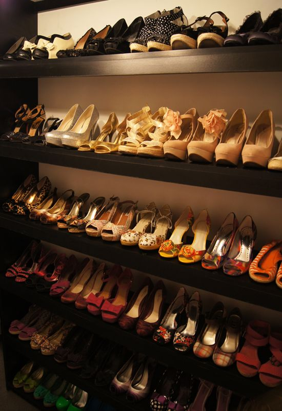 Closet Collection: Awesome Dream Closets Pictures