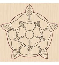 Carve A Tudor Rose - The Woodworkers Institute