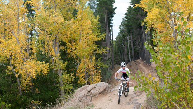 Mountain Bike trails in the Snowy Mountains