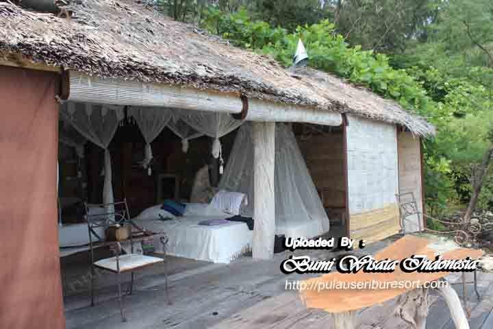 Cottage Penginapan at Pulau Macan - Pulau Seribu