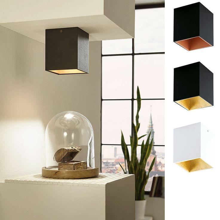 Polasso LED Taklampe Firkantet - Plafonder - Taklamper - Innebelysning | Designbelysning.no