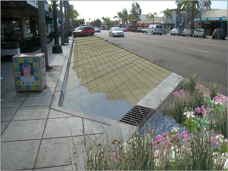 Pervious Concrete Mix Designs : Ideas about porous pavement on pinterest