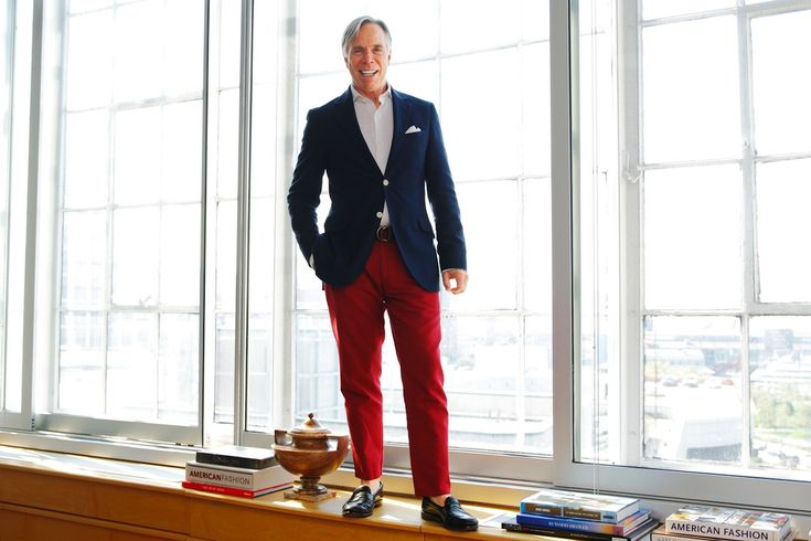 The Full Biography of TOMMY HILFIGER Global