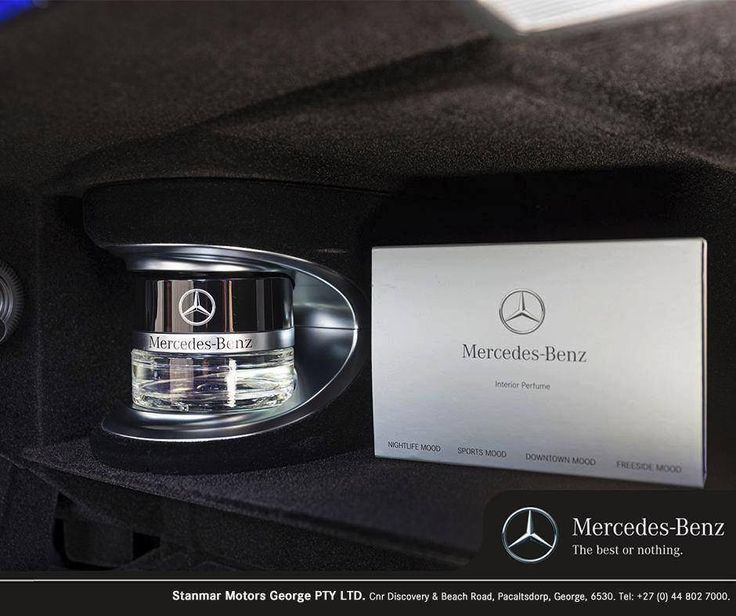 #DidYouKnow that the vehicle interior can be fragranced to preference with the #MercedesBenz AIR BALANCE package option. There is a choice of four high-quality interior fragrances according to personal preference and mood. Contact #TeamStanmar on 044 802 7000.