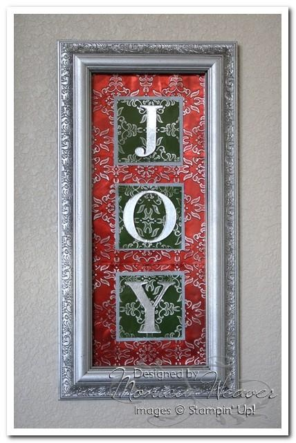 wow -- metal embossedJoy Picture, Fabulous Frames, Christmase Winte Ideas, Country Christmas, Cards Christmase Winte, Creative Christmas, Christmas Decor, Christmas Frames, Christmas Ideas