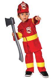 Resultado de imagem para fantasia de carnaval bombeiro