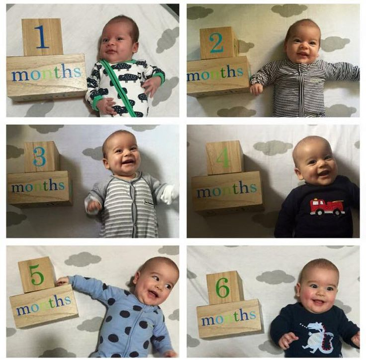 The perfect way to document your bub's first year All4Ella milestone blocks in store now!