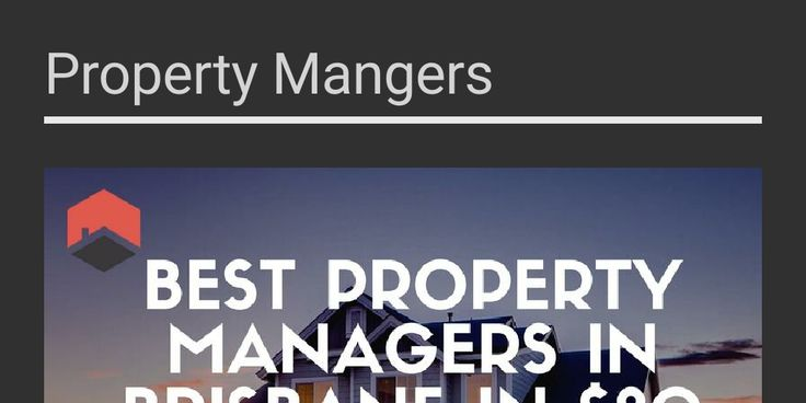 Call Managed Property today.Based frequently right adjoining in East nation capital, we will be predisposed to place unit preferably located to deliver you the private carrier and local data your benefit. *T: (07) 3139 1701*.