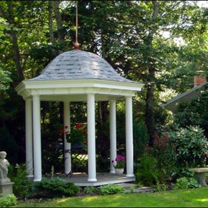 22 best garden gazebo pavilon altanok images on Pinterest Garden