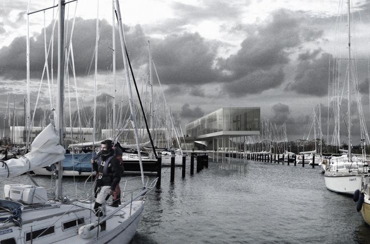 Thesis: Flying On Water, Theresa Ebert, Technische Universität Braunschweig - Campus Masters | BauNetz.de