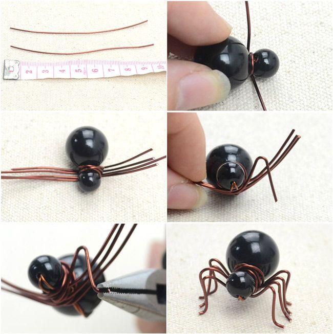 Make spider legs
