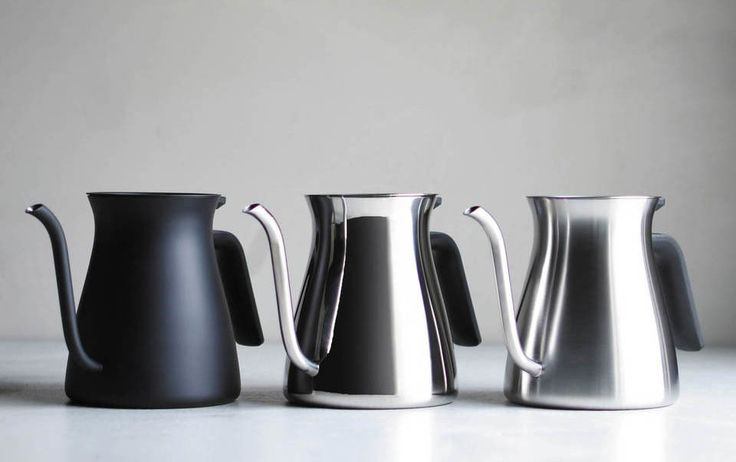 Kinto's Pour Over Kettle by AHA - Dwell