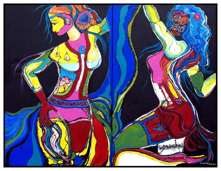 dansende vrouwen 2