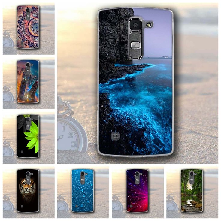 Painting Case For LG Spirit 4G LTE H420 H422 H440 C70 Soft TPU Cover Case For LG Spirit H420 H422 Case Phone Coque For LG Spirit. Yesterday's price: US $1.59 (1.31 EUR). Today's price: US $1.59 (1.31 EUR). Discount: 37%.