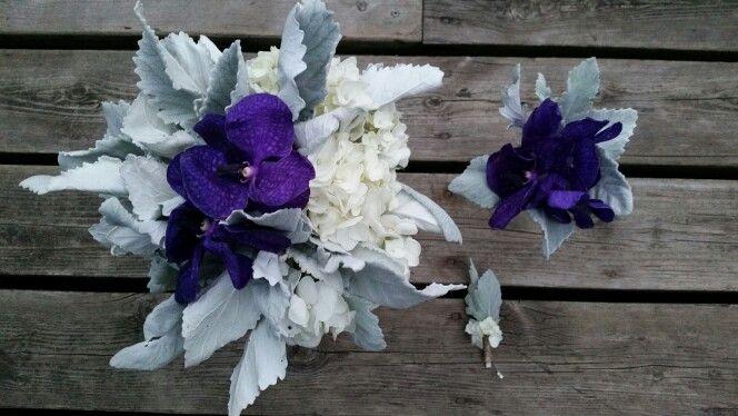 Mariage - bouquet de la mariée  www.stylisteflorale.ca