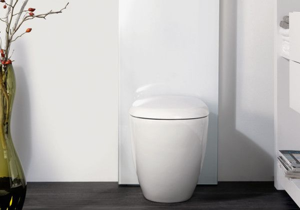 "Flush With Upgrades: Innovative Bathroom Technologies Geberit ""Monolith"" space saving cistern"
