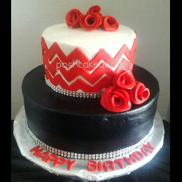 Birthday Party Ideas Augusta Ga: 25+ Best Ideas About Chevron Birthday Cakes On Pinterest
