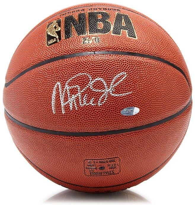 Steiner Sports Magic Johnson Signed NBA Basketball