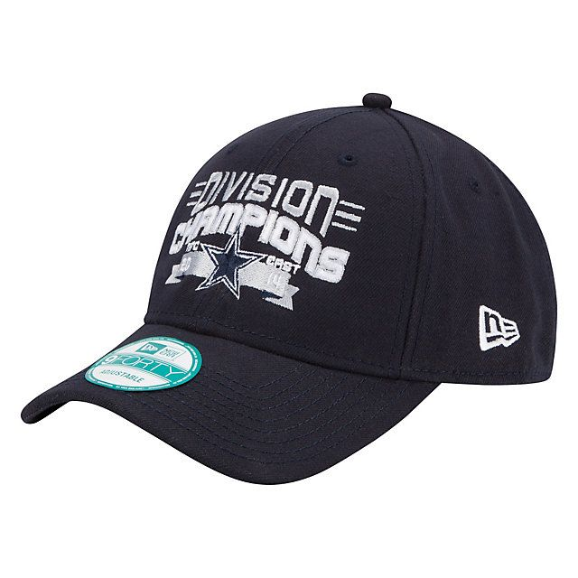 Dallas Cowboys 2014 NFC East Division Champs 9Forty Cap