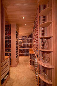 Large Wine Cellar Designed by Vintage Cellars & 76 best Custom Wine Cellar Designs by Vintage Cellars images on ...