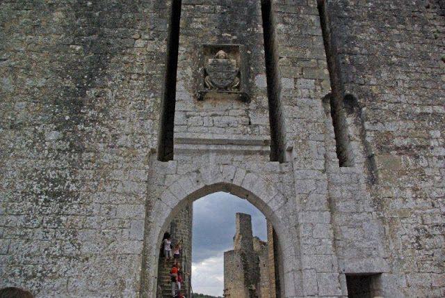 Château de Bonaguil, Lot et Garonne. Aquitaine