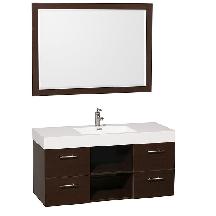 17 best images about floating bathroom vanities on Floating bathroom vanity