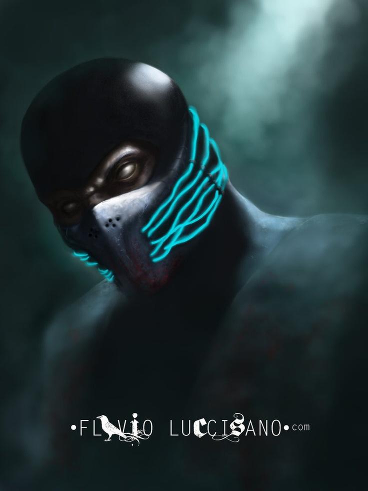 Sub Zero - Mortal Combat