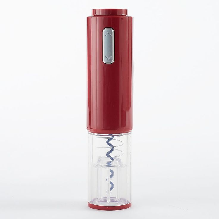 Food Network™ Electric Wine Opener, Red
