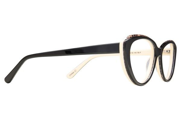 4600d47d78 Sofia Vergara SV Cari Eyeglasses Black