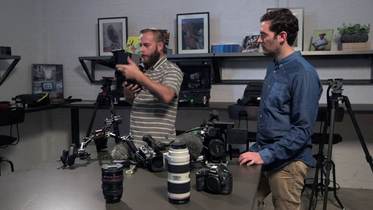 Canon Collaborations:  The Crew of VICE on HBO and their Go-To Gear. VICE on HBO takes you deep into the world's biggest political and cultu...