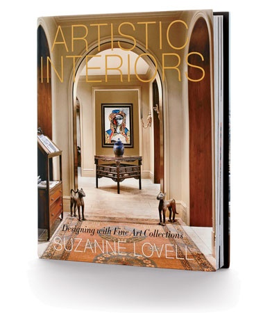 Suzanne Lovells Coffee Table Book Is An Instant Education In How Art And Furniture Can Interior Design