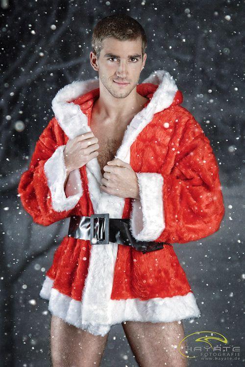from Enzo santa claus gay