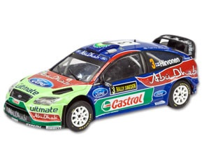 Ford Focus WRC - Mikko Hirvonen / Jarmo Lehtinen - Rally Sweden - 2010     Sébastien Loeb e Mikko Hirvonen travaram um duelo pelo título mundial de 2009 e continuaram a lutar na primeira prova do Campeonato do Mundo de 2010 até à terceira etapa. Acabou por triunfar graças à sua genial condução no gelo. Impôs-se na primeira prova de um Mundial no qual se estreou um novo sistema de pontuação.