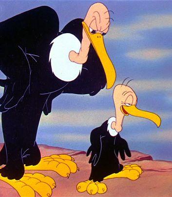 Merrie Melodies Characters | Beaky Buzzard - Looney Tunes Wiki