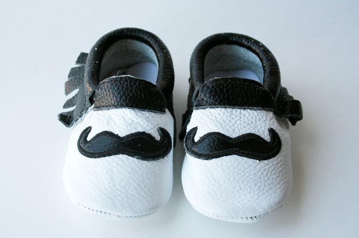 Moustache Moccs - www.miasmoccs.com