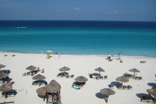 Discover the ultimate fun at Cancun beaches, swim with dolphins, enjoy thrilling jungle tours or admire its famous attractions with Cancun Vacation Deals at Riya Travels. Start From $499 Only