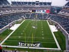 2 Philadelphia Eagles NFC Championship Playoff Tickets 1/21/18 End Zone