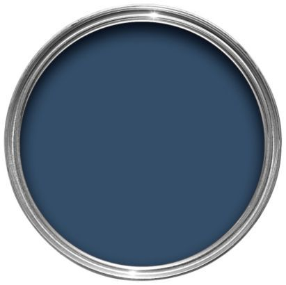 Dulux Weathershield Paint Exterior Gloss Oxford Blue 750ml