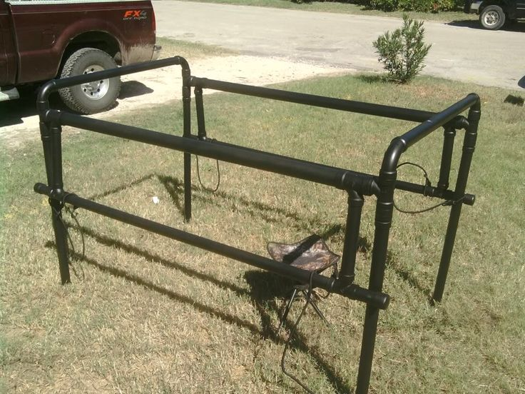 PVC blind - Texas Hunting Forum