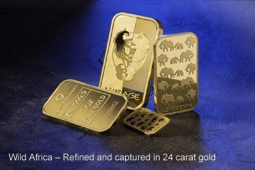 All precious metals, specially gold have always been a historically stable investment