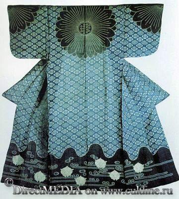 Костюм средневекового японии