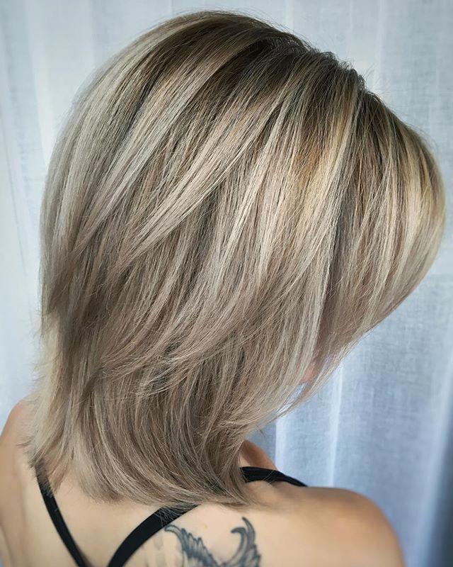 Best 12 28 Bob haircuts for over 50 #hair #hairstyles #haircolor #haircuts #haircuts #hairstyles #natural – SkillOfKing.Com #mediumbobhaircut