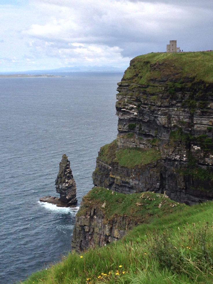 Irlanda, cliffs of moher