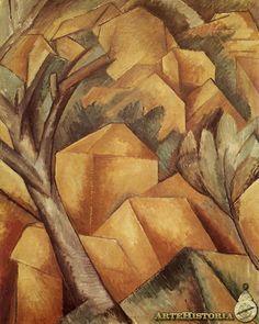 Resultado de imagen de cuadros abstractos de el museo del thyssen famosos