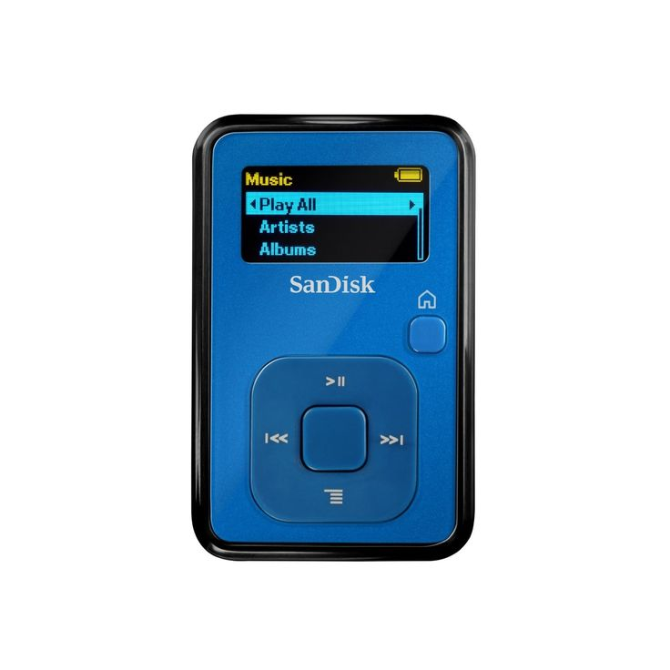 sandisk sansa mp3 player