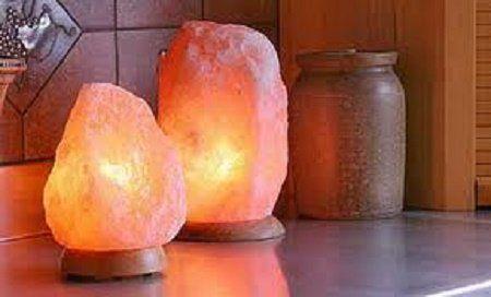 Le lampade di sale, la nuova Natural Technology