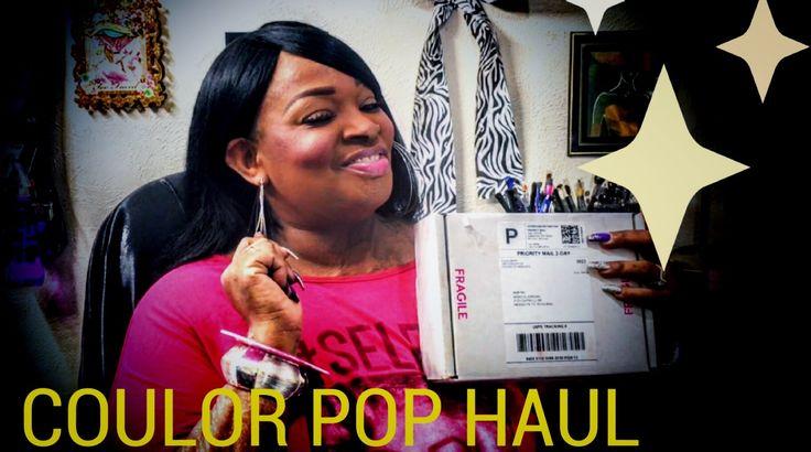COULOR  POP HAUL
