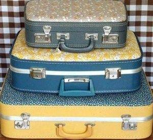 Comment customiser une valise, les tutos relooking. pls idées regroupées